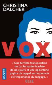 VOX | Christina DALCHER